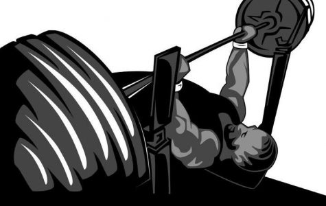 US News 50/50 Bench Press Competition