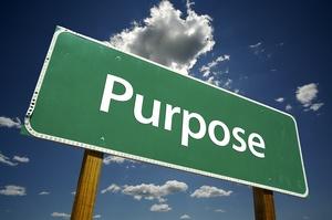"""Poem by Thomas Deibele: """"Purpose"""""""