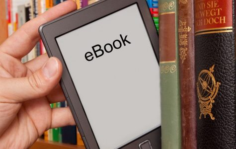 Tree Books or E-books: Time for a Change