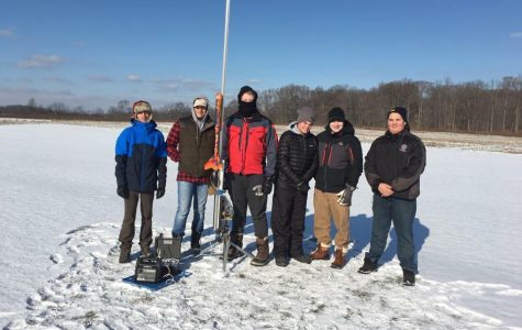 Rocketry Team Reaches New Heights in Preparation for TARC