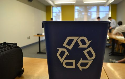 University School and Single Stream Recycling