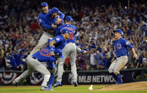 Indians Blow 3-1 Lead in the World Series