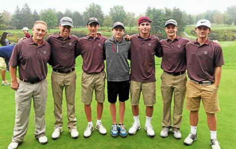 US Golf Team's First Division I State Championships Appearance