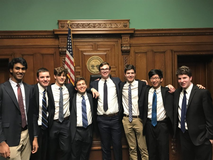 Mock Trial Team Advances to Regionals