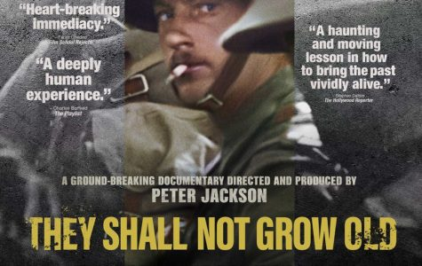 "Review of ""They Shall Not Grow Old"""